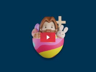 Easter Kids Animation