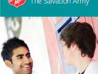 Welcome to The Salvation Army brochure