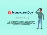 Recovering Unclaimed Money  - Event Template