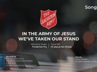 Song 960 In the Army of Jesus PIANO WMV