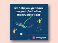 Follow Moneycare on Instagram