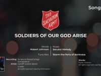 Song 980 Soldier's of our God arise BRASS WMV