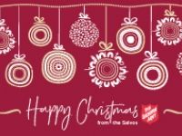 Animated Digital Christmas Card - Email