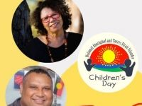 National Aboriginal and Torres Strait Islander Children's Day Leadership Webinar