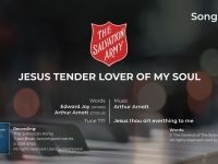 Song 502 Jesus tender lover of my soul PIANO WMV