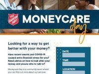 Moneycare Day 2020 Editable Flyer and Poster