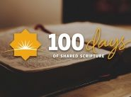 100 Days of Shared Scripture
