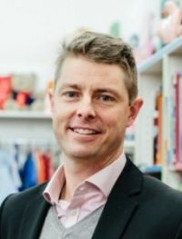 Matt Davis, National Director, Salvos Stores
