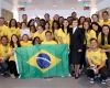 Mission Team Brings Brazilian Flavour to International Headquarters