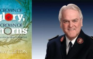 BOOK REVIEW: Crown of Glory, Crown of Thorns - The Salvation Army in Wartime