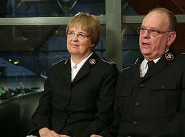 An Interview with General André and Commissioner Sylvia Cox. Part 2: The Global Army.