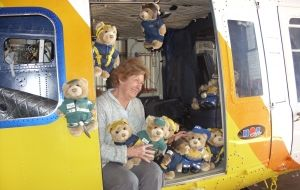 Teddies bring unexpected returns for Bev in PNG
