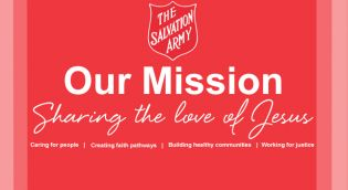 Mission Intentions Sermon Series - Caring for People