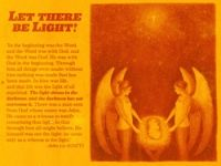 Christmas: Let There Be Light