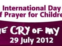 Day of Prayer for Children - The Cry of My Heart