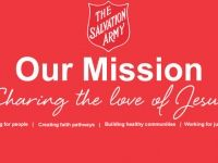 Mission Intentions Sermon Series - Working for Justice