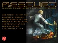 Easter: Rescued