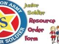 Junior Soldiers: Resource Order Form