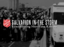 Salvation in the Storm: Remembering Hurricane Katrina
