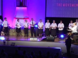 The Movement 2015 -Retirement Recognition & Missionary work